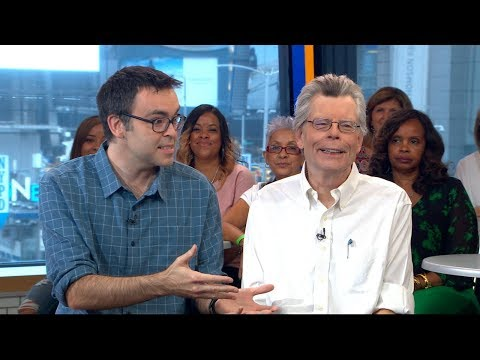 Stephen King and his son Owen King discuss their new novel, Sleeping Beauties