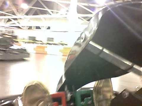 Checkered flag Speedway SIR Club meeting, In Car Video