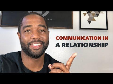 Relationship Communication Rules!
