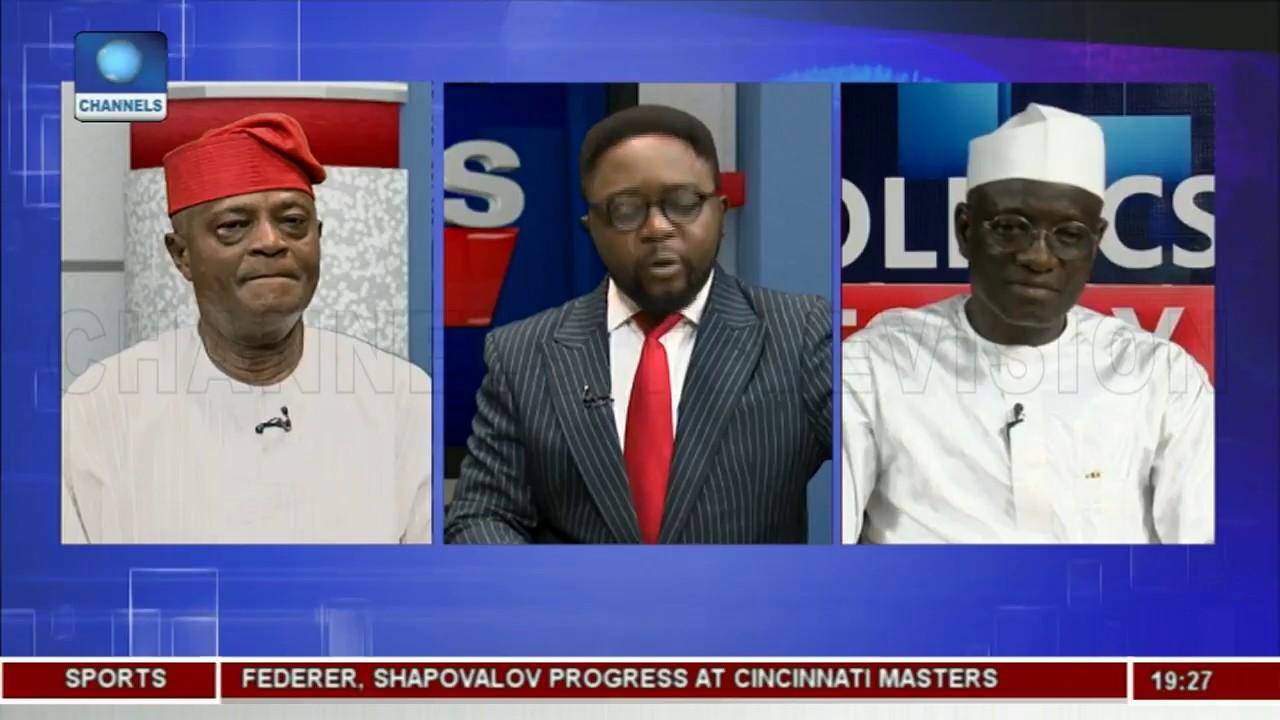 Lawmaker, PDP Chieftain Face-Off Over Saraki's Impeachment Pt.2 |Politics Today|