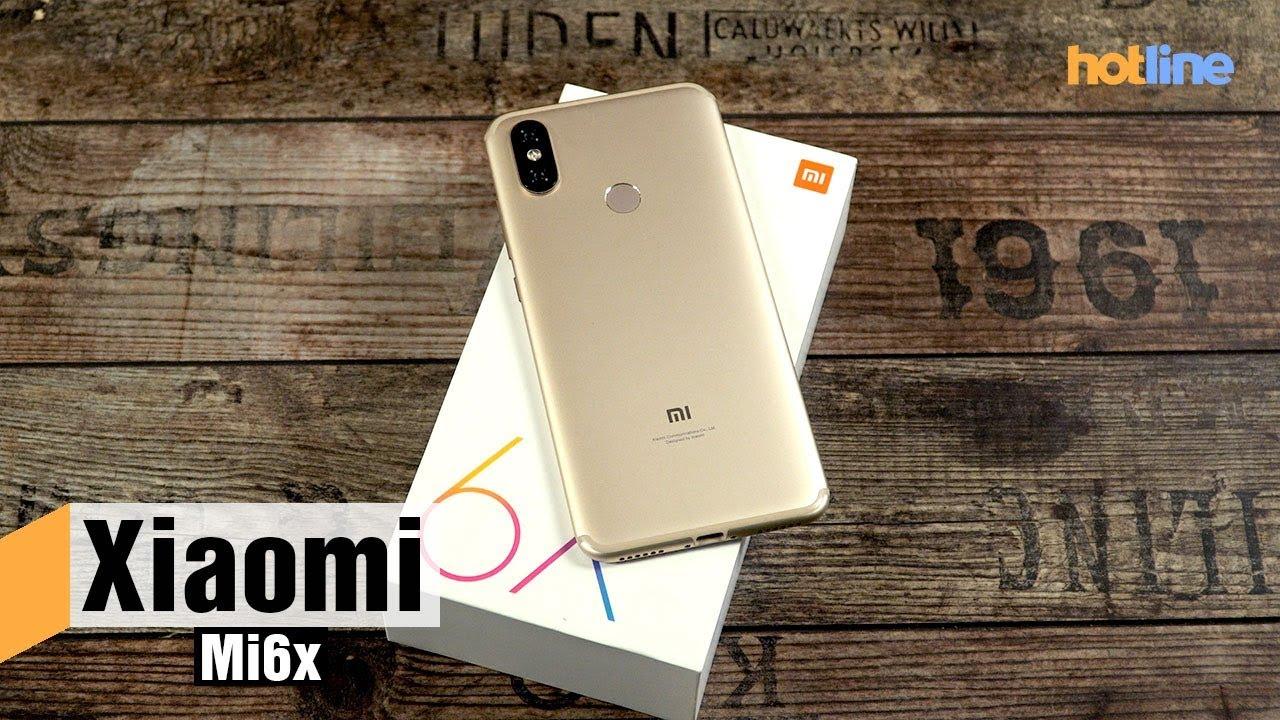 Xiaomi Mi6x — обзор смартфона