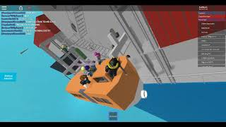 Roblox [NEW SHIP] Sinking Ship