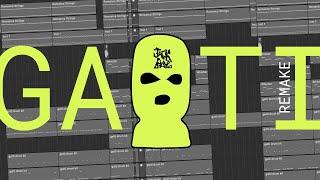 JACKBOYS, Pop Smoke, Travis Scott - GATTI (IAMM Remake)