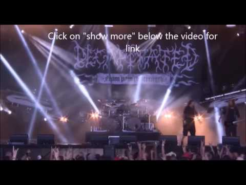 """Decapitated release """"One Eyed Nation"""" off new album Anticult out July 7th!"""