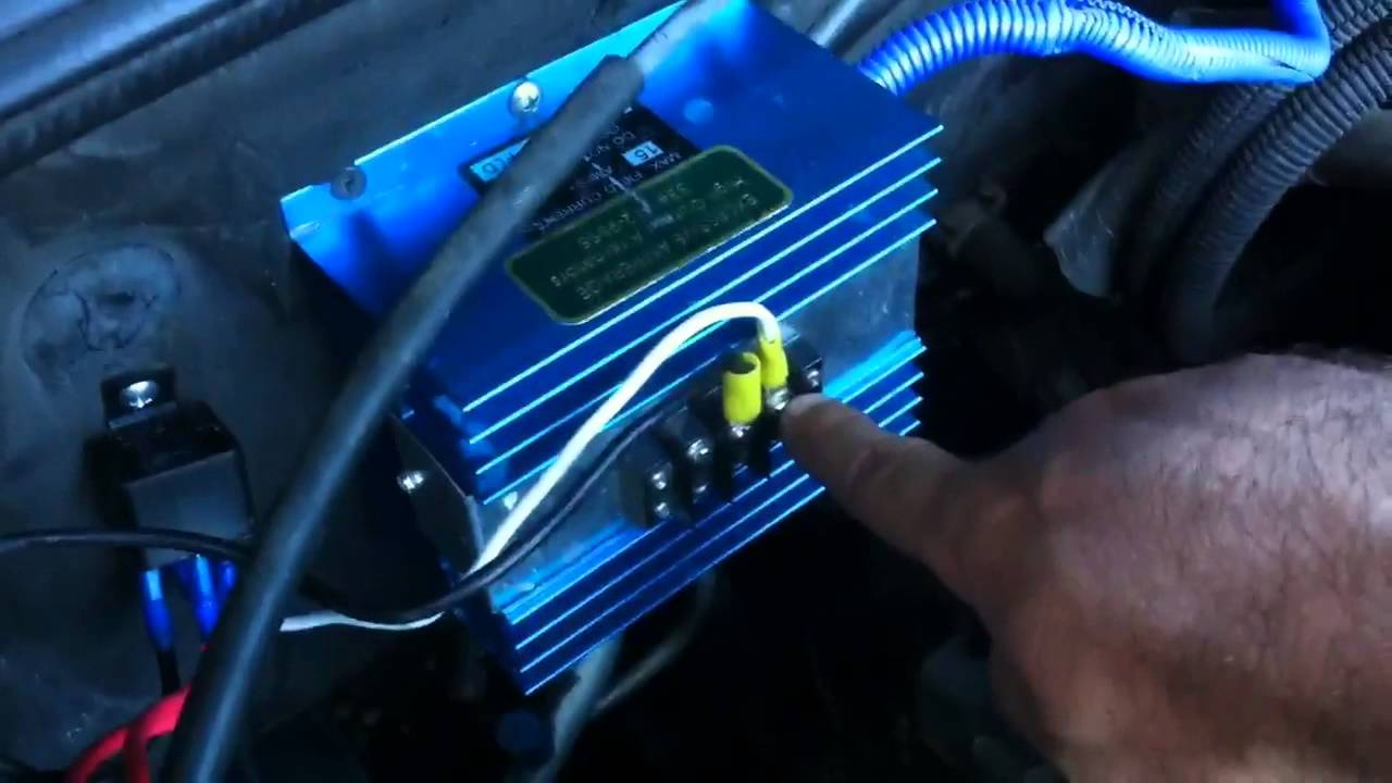 medium resolution of installing voltage regulator