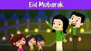 Eid Mubarak | ईद मुबारक | कहानी बच्चों की | Child Story In Hindi | Jalebi Street