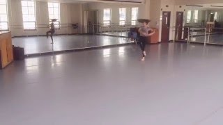 Long Way Down choreography - Halle Mathieson