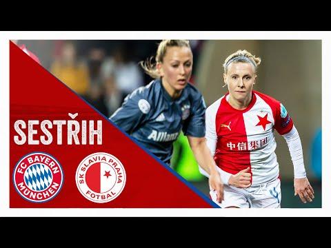SESTŘIH UWCL | Bayern - Slavia 5:1