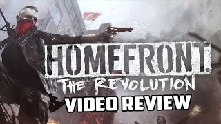 Homefront: The Revolution PC Game Review