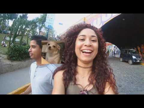 Conociendo Lima en navidad - Venezolanos en Peru