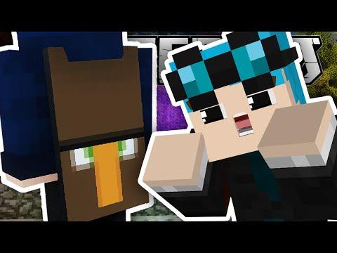 Minecraft | HE HAS A VILLAGER CAPE?! | Build Battle