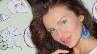 МАКИЯЖ для БЕРЕМЕННЫХ и ОПУХШИХ ГЛАЗ / Makeup During Pregnancy | KatyaWORLD