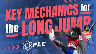 Long Jump Mechanics | featuring Michael Massos | Jumping Mechanics with Morey