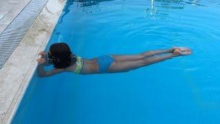 Basic Leg Work for Effective Footstroke in Freestyle Swim