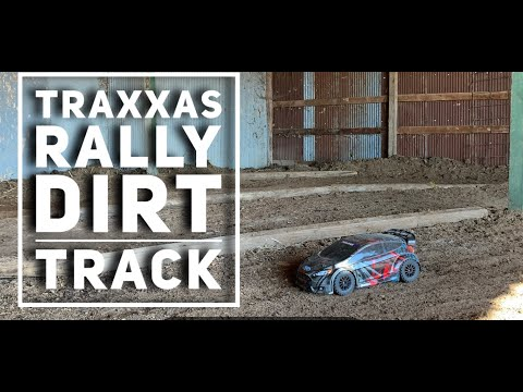 Traxxas Rally 1/10 Dirt Track Racing