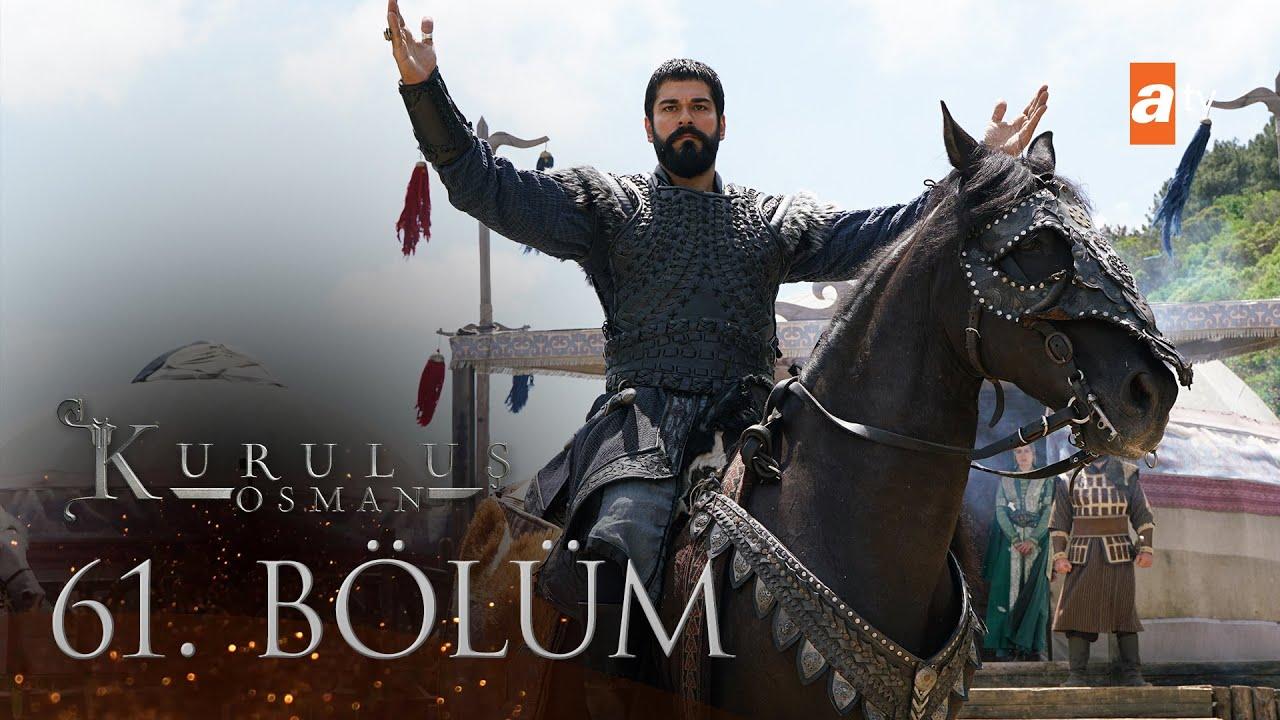 Kuruluş Osman 61. Bölüm