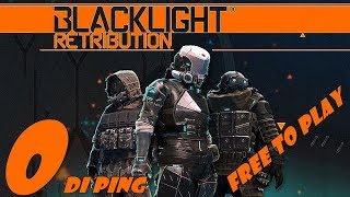 "FTP BLACKLIGHT RETRIBUTION ""0 DI PING"" Curre93 ITA"