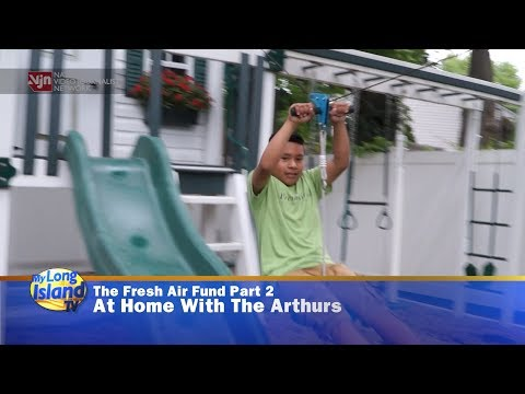 Fresh Air Fund Part 2: At Home With The Arthurs