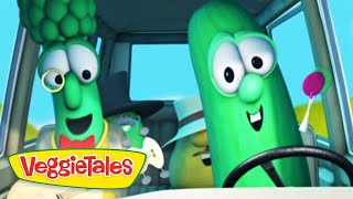 VeggieTales | The Biscuit of Zazzamarandabo | Veggie Tales Silly Songs With Larry | Silly Songs