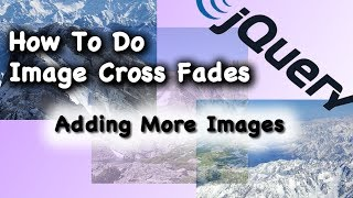 Adding More Images for JQuery Image Cross Fade CSS Animation