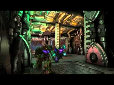 Transformers: Rise of the Dark Spark - Video