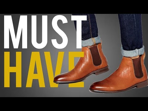 Leather Chelsea Boot Style Guide - Fall 2018