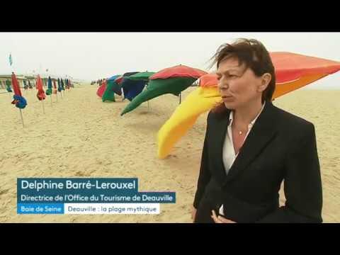 Deauville, la plage glamour indémodable
