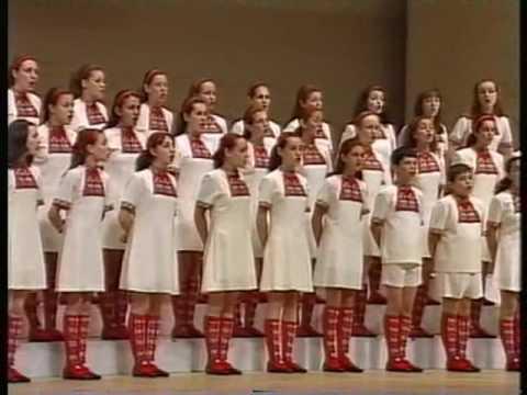 The Bulgarian National Radio Children's Choir - The Nightingale & Melody