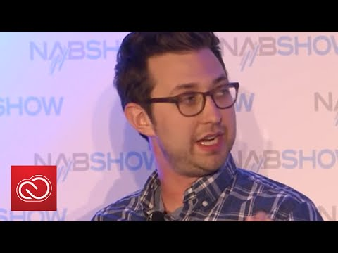 Breaking The Hollywood Mold: YouTube & Beyond | Adobe Creative Cloud