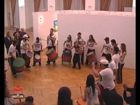 La Chilinga en el Festival Mar del Plata Percusión. Teatro Auditorium.