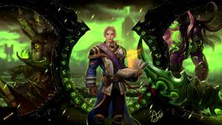 legion is around preview compilation wow legion soundtrack