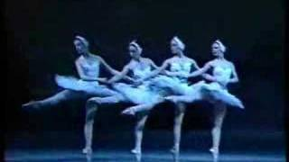 Swan Lake - Act2 Dance of the Little Swans