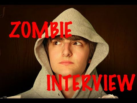 Zombie Interview w/ Davedays