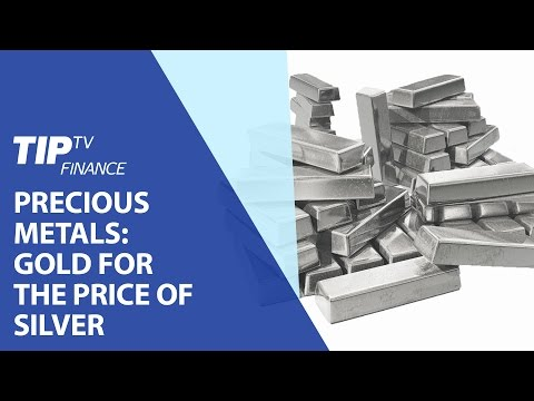 Precious metals: Gold for the price of Silver