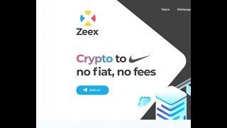 Zeex обзор ICO - конвертация криптовалюты в подарочные сертификаты