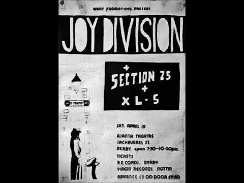Joy Division-Isolation (Live 4-19-1980) mp3