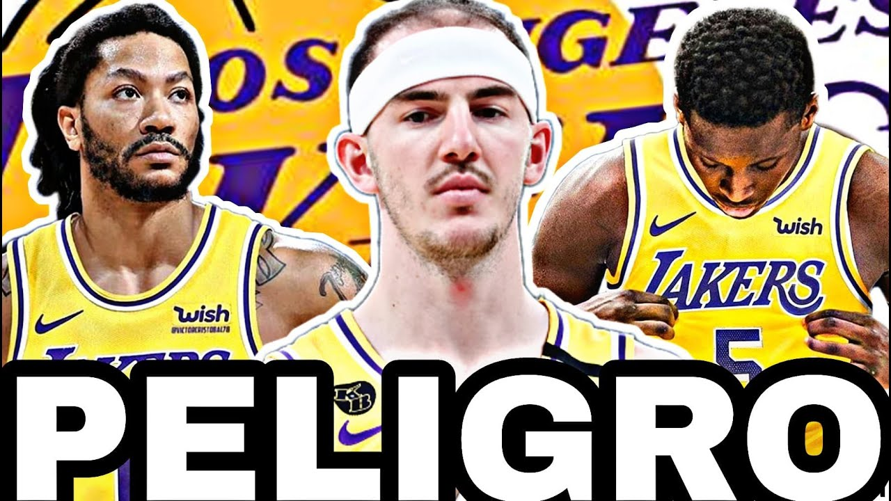 🔥LAKERS ANUNCIA ÚLTIMA HORA en FICHAJES NBA!! 😱 CARUSO, OLADIPO, ROSE, KUZMA!! ⚠️ NBA