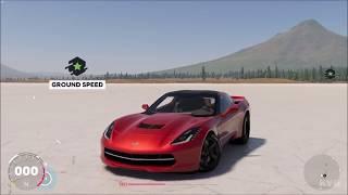 Chevrolet Corvette Stingray 2014 Drag THE CREW 2 PC GAMEPLAY
