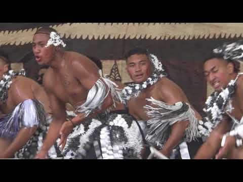 Polyfest 2018 Tonga Stage - Wesley College Taufakaniua