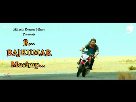 R...Rajkumar Mashup I DJ ANGEL I HITESH KUMAR FILMS I EROS NOW I HD I