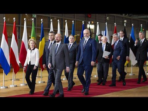 محادثات بين الاتحاد الأوروبي ودول في منطقة البلقان تسعى للحصول على عضوية التكتل …  - نشر قبل 4 ساعة