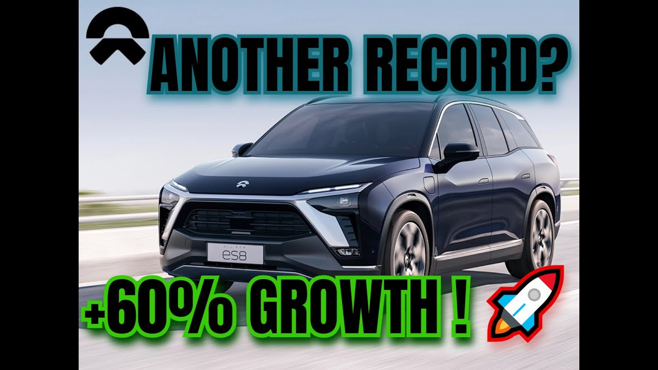 Download NIO about to SMASH earnings! [+60%! EPS increase, NIO STOCK PREDICTION - Q1 2021]