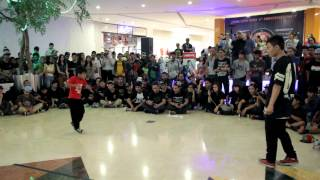 Ricci vs Joker / Young Crew 4th Anniversary / 1on1 / Semi Final