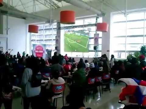 Segundo Gol Chile vs España Mundial Brasil 2014