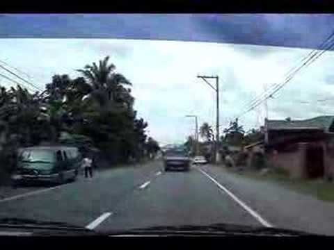 TRAVEL Laguna to Cavite part 1of 2