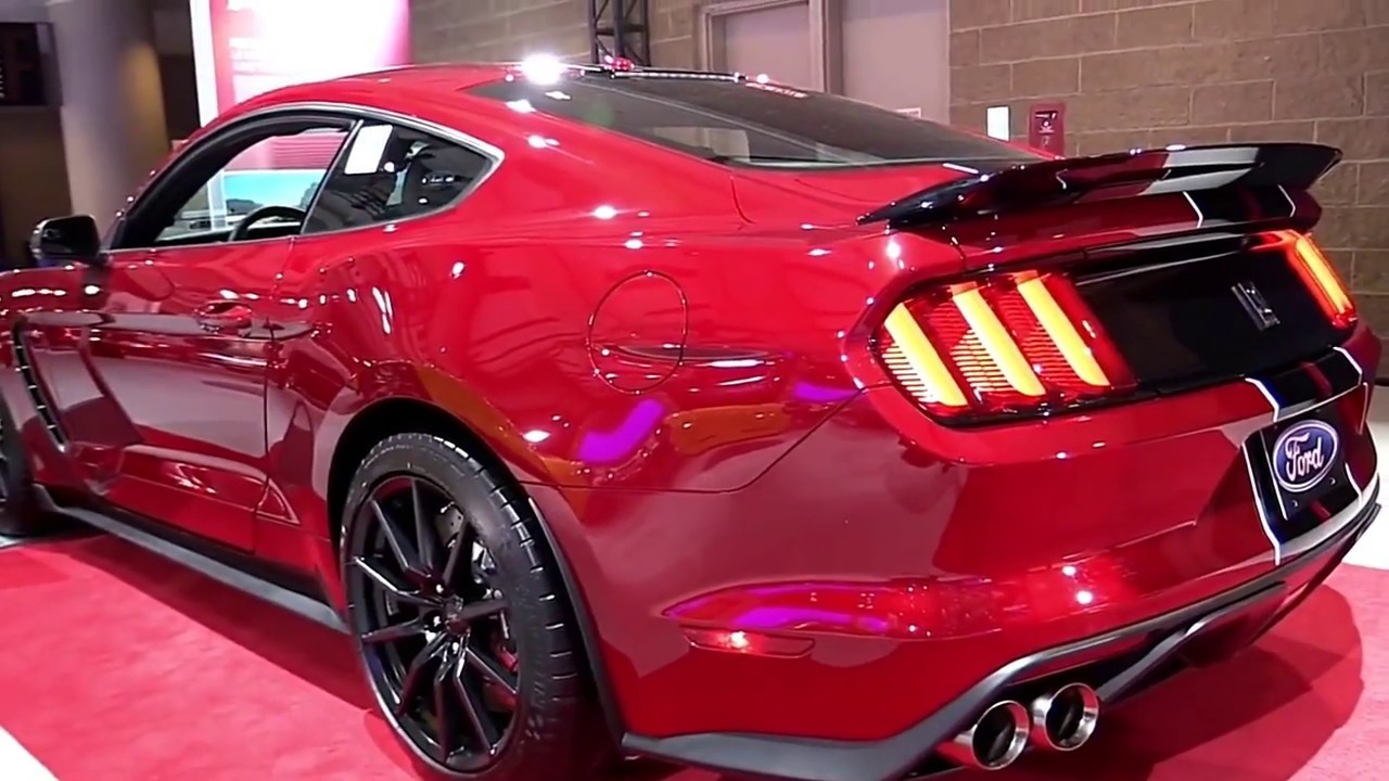 2017 ford mustang shelby gt350 se limited luxury features