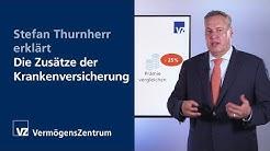 Stefan Thurnherr erklärt: Die Zusätze der Krankenversicherung