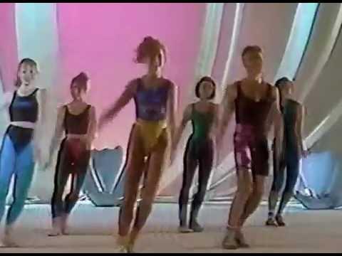 Сексуальная ритмическая гимнастика на ленинградском телевидении