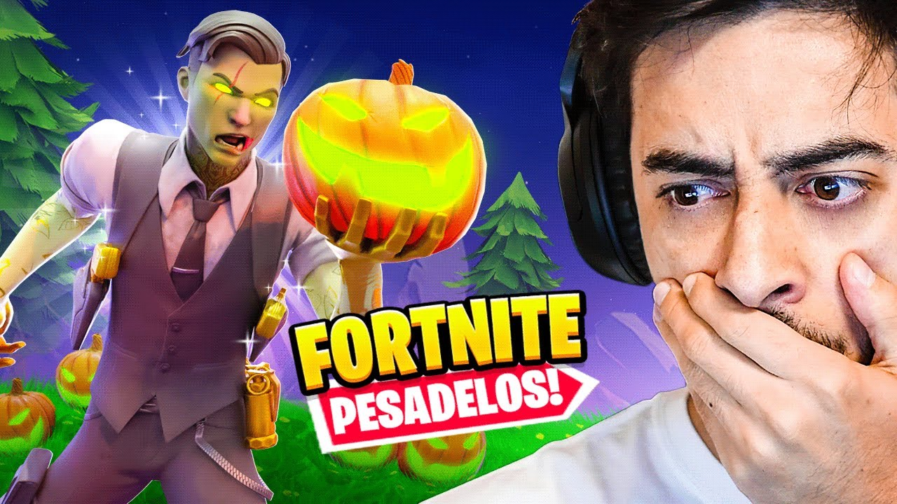 NOVO EVENTO DE HALLOWEEN DO FORTNITE!