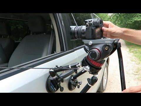 $135 PRO Camera Car Mount!